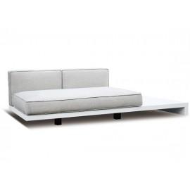 Gardenart Aluminum honeycomb two seater sofa gardenart furniture