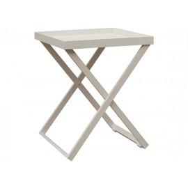 Gardenart Cast Aluminum Patioserving table - wholesale Sales promotion