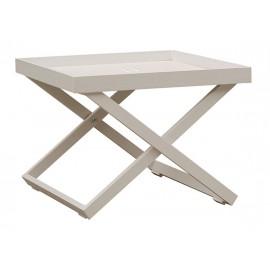Gardenart Aluminum serving Patio Coffee Tables & Outdoor Coffee Tables