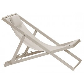 Gardenart Aluminum sling deck chair Aluminum Patio Furniture