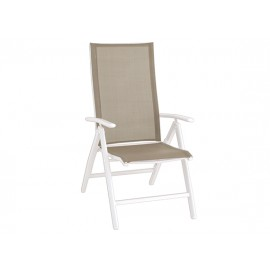 Gardenart Aluminum sling position Outdoor Dining chair