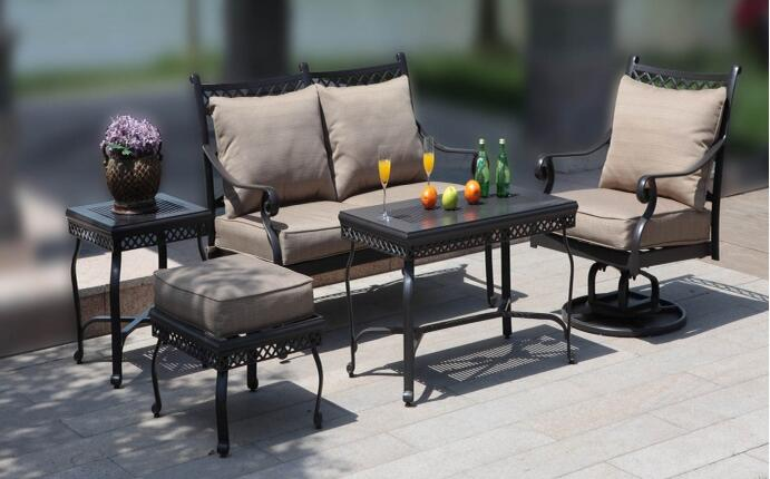 Classification of outdoor furniture