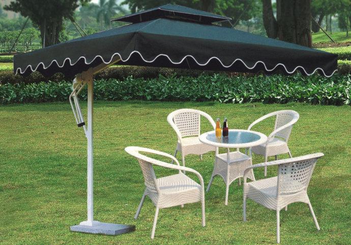 Outdoor furniture preferred material aluminum