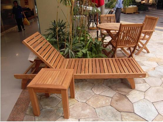 Outdoor furniture, timber installation and installation Raiders