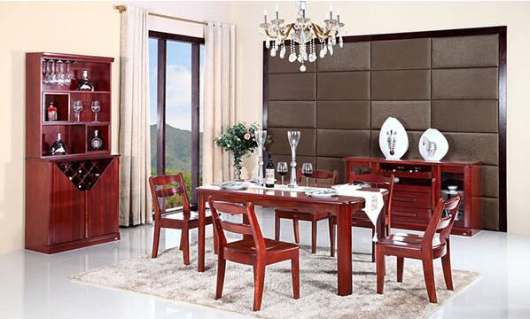 Wooden furniture repair method