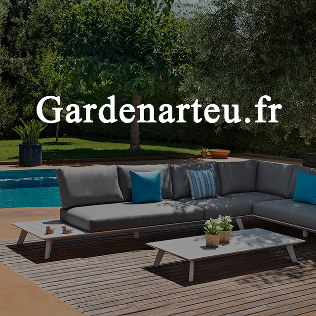 Garden Art launches its brand new french website