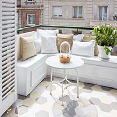 BALCONY garden outdoor furniture