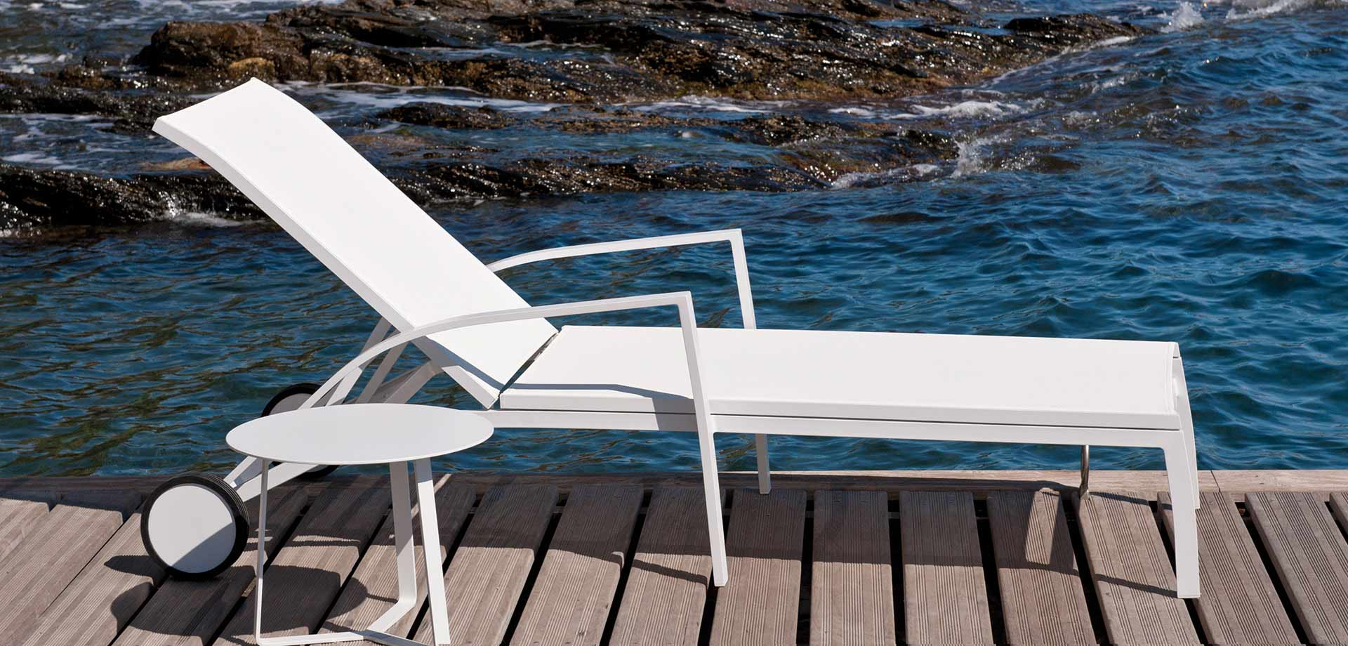 STREAMER - Sun Bed Chair