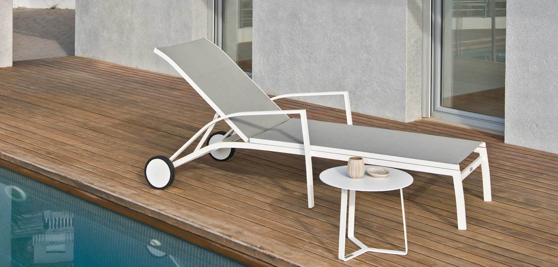 STREAMER - Sun Bed Chair